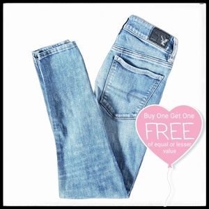 ⭐BOGO⭐ American Eagle High Rise Jegging